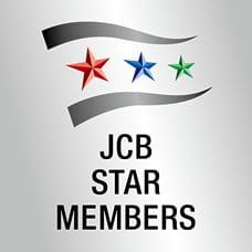 JCB STAR MEMBERSイメージ画像
