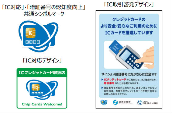 ICカード啓発マーク
